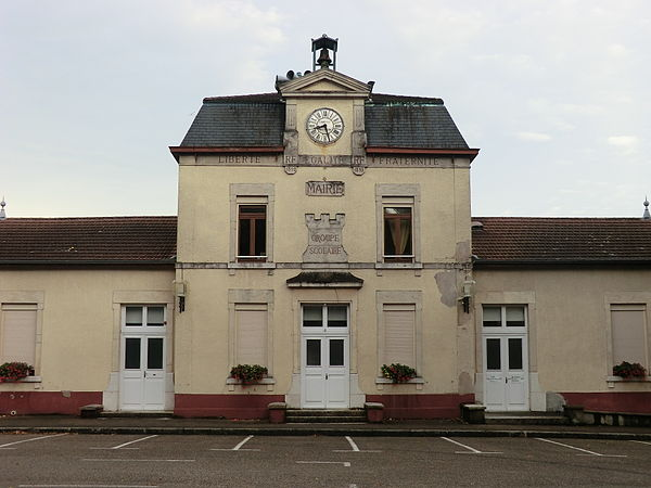 Photo de la ville Bourg-Saint-Christophe