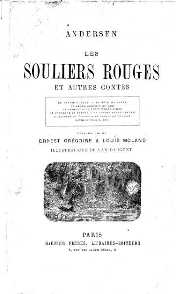 File:Andersen - Souliers rouges, et autres contes, trad. Grégoire et Moland, 1880.djvu