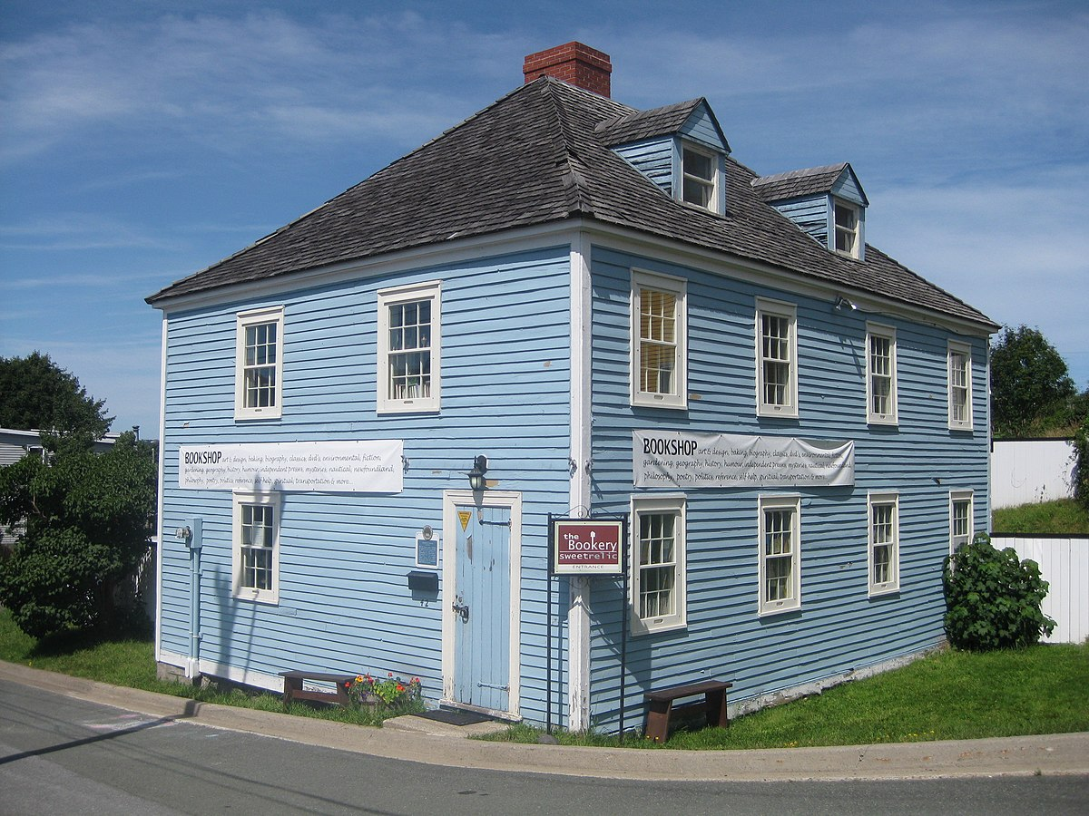 Anderson house st john 39 s wikipedia for Home plans newfoundland