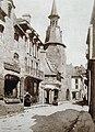 André Engel-Une rue de Dinan.jpg