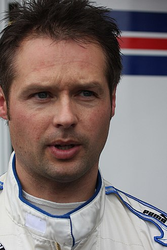 Andy Priaulx - Priaulx in 2008