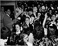 Andy Russell, Autograph Session, 1944.jpg