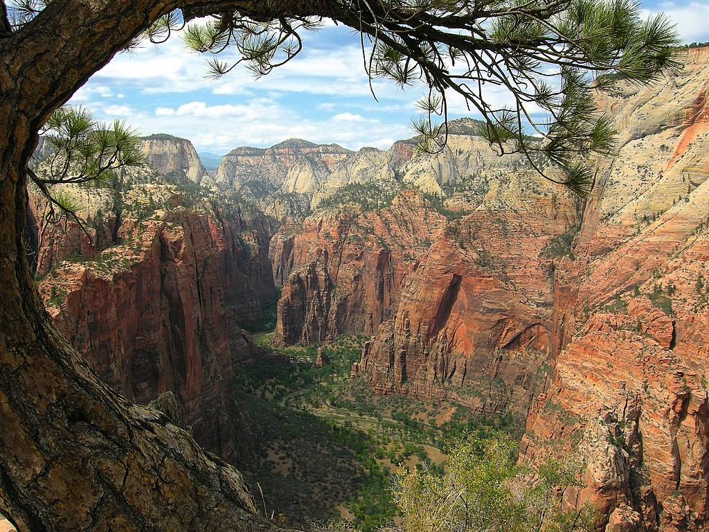 File Angels Landing Jpg Wikimedia Commons