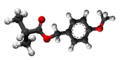Anisyl Isobutyrate3D.png