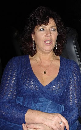 Annick Segal, december 2010