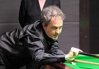Anthony Hamilton (snooker player) English snooker player