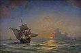 Anton Melbye - A Seascape - KMS4430 - Statens Museum for Kunst.jpg