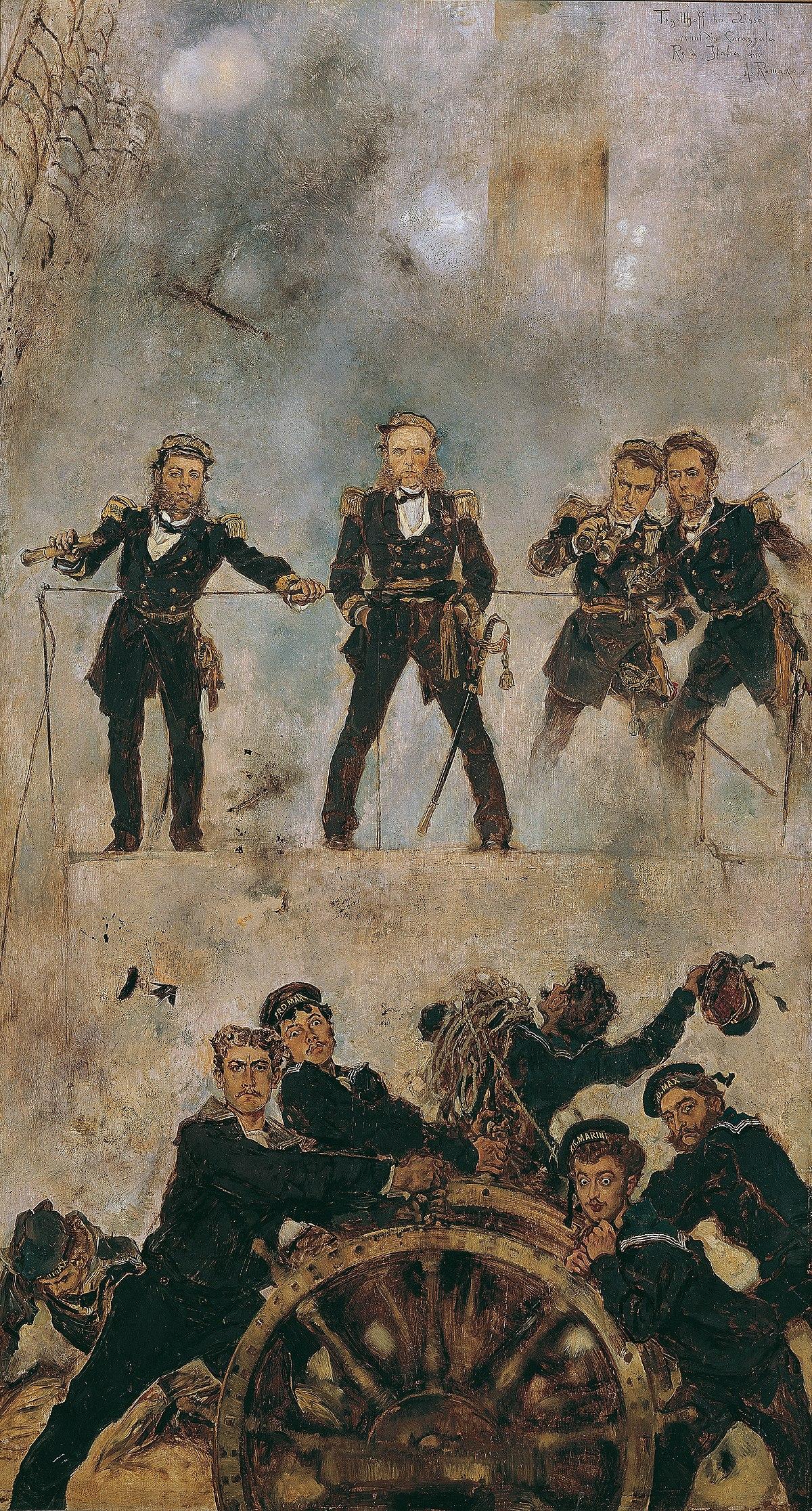 Seeschlacht von Lissa – Wikipedia