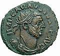 Antoninianus Carausius leg4-RIC 0069v (obverse).jpg