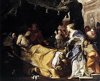 painting by Antonio Bellucci