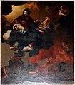 Antonio Franchi, Madonna con Bambino con le anime purganti, Pieve di Santa Maria Assunta (Villa Basilica).jpg