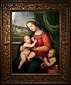 Antonio del ceraiolo, madonna col bambino e san giovannino, 1520 ca. 01.jpg