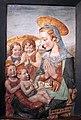 Antonio rossellino, madonna col bambino, terracotta, restaurato 2013, 02.JPG