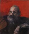 AoyamaKumaji-1915-Portrait of Popov(Front View).png