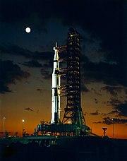Apollo 4 Saturn V, s67-50531