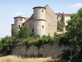 Image illustrative de l'article Château du Bousquet (Lot)