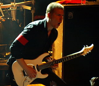 Christopher Amott Swedish guitarist and vocalist, born 1977
