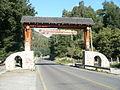 Arco de Bienvenida a Curarrehue.JPG