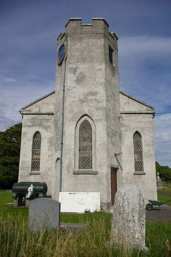 Ardrahan Church