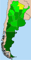 Argentine provinces by GDP (nominal) per capita 2005.png