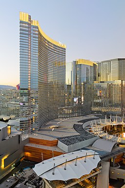 Aria Las Vegas December 2013