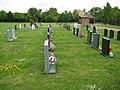 Arlesey Cemetery - geograph.org.uk - 1921462.jpg