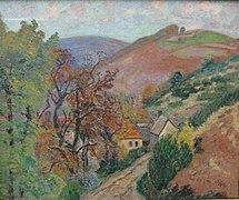 Armand Guillaumin Gebirgige Landschaft, um 1895-1.jpg