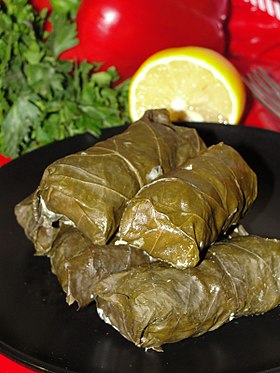 Image illustrative de l'article Sarma (plat)