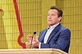Arnold Schwarzenegger speaks at New Way California Press event in Los Angeles (40917747702).jpg