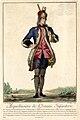 Arquebusiers de Grassin, Infanterie XVIIIe siècle.jpg