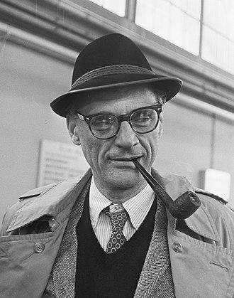 Arthur Miller - Miller in 1966