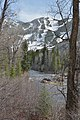 Aspen Roaring Fork River and Aspen ski area.jpg