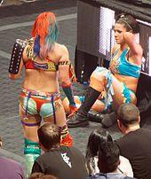 Asuka wrestler dating