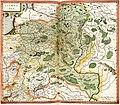 Atlas Cosmographicae (Mercator). Вялікае Княства Літоўскае. 1595.jpg