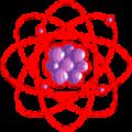 Atom clipart violet.png