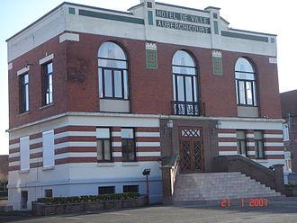 Auberchicourt - Town hall