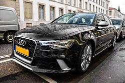Audi Rs6 Wikipedia