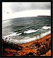 August AVIVO ALENTEJO Colors of Atlantic Ocean Cape Sagres - Master Magic Portugal Photography 1989 - panoramio.jpg