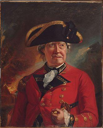 August de la Motte - August de la Motte (1713–1788) by John Singleton Copley