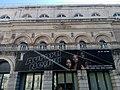 Aurora Negra play banner at D. Maria II National Theatre - Lisbon, Portugal.jpg