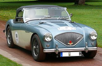 Austin-Healey - 1955–56 Austin-Healey 100