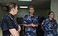 Australian High Commissioner to Fiji visits USNS Mercy during Pacific Partnership 2015 150609-N-PZ713-048.jpg