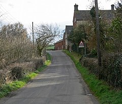 Austrey Lane in Appleby Parva - geograph.org.uk - 746247.jpg