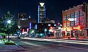 Automobile Alley in Oklahoma City