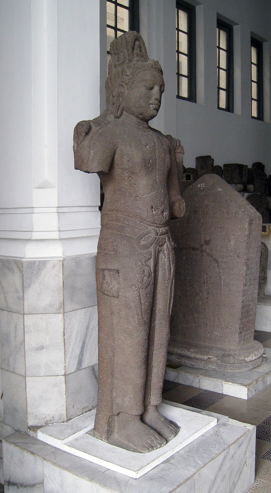 Avalokiteshvara Bingin Jungut Srivijaya