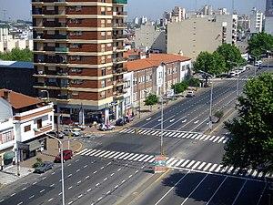 Avellaneda Partido - Mitre Avenue