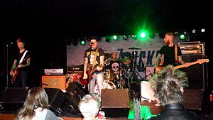 Avenues (band) - Image: Avenues (band)