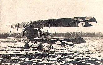 Aviatik B.I - Aviatik B.I (P15 type)