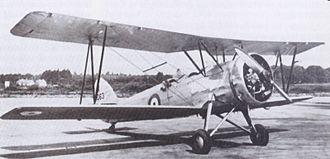 Avro 626 - Avro Prefect K5063 at Martlesham, July 1935