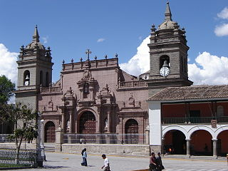 Ayacucho Place in Peru